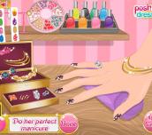 Hra - BarbieManicureSecrets