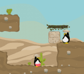 Hra - Penguin Wars 2