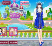 Hra - BarbieRussianDollDressUp