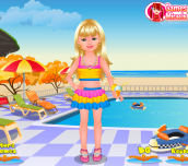 Hra - LittleChelseaAtTheSwimmingPool