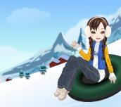 Hra - SnowtubingGirl
