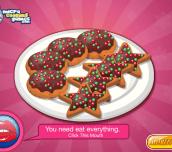 Hra - ChristmasChocolateCookies