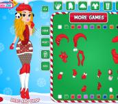Hra - ChristmasDollCreator
