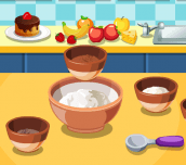 Hra - ChocolateandBananaMuffins