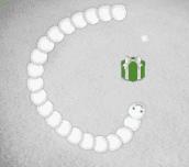 Hra - ChristmasSnake