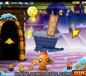 Hra - MonkeyGOHappyXmasTime