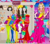 Hra - BarbieNewYear'sOutfits