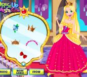 Hra - RapunzelPromMakeup