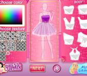 Hra - BarbieFashionDesigner