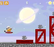 Hra - SpaceWolvesByte