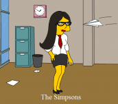 Hra - The Simpsonmaker