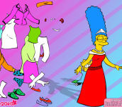 Hra - MargeSimpson