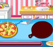 Hra - PizzaMargarita