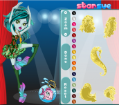 Hra - MonsterHighLagoonainDanceClass