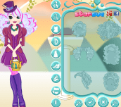 Hra - Ever After High Legacy Day Madeline Hatter