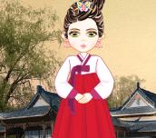 Hra - OrientalGirlDressUp