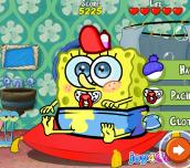 Hra - CareBabySpongebob