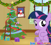 Hra - Twilight Sparkle Christmas Day