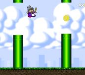 Hra - Flappy Gran
