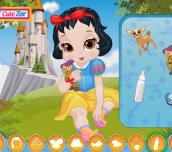 Hra - Snow White Baby Shower