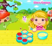 Hra - BabyCookingCupcakes