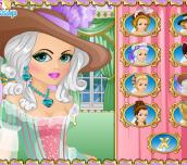 Hra - French Princess Facial