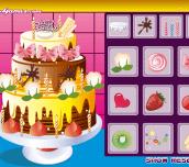 Hra - Sweet 16 Cake