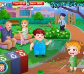 Hra - Baby Hazel Earth Day