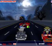 Hra - HalloweenRide