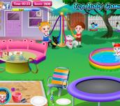 Hra - Baby Hazel Pet Party