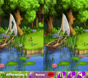 Hra - Natural Art 5 Differences