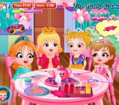Hra - Baby Hazel Tea Party