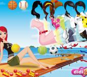 Summer Seaside