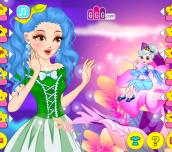 Hra - Girl & Thumbelina