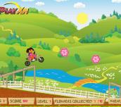 Hra - Dora Stunts Ride