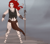 Hra - AmazonWarrior