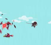 Hra - MonkeyBlast