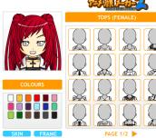 Hra - AnimeFaceMaker2