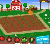 Hra - VegetableFarm2