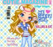 Hra - CutieMagazineMakeover