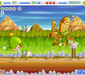 Hra - JumpJump