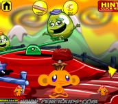 Hra - MonkeyGoHappyCandy