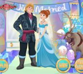 Hra - Frozen Wedding Day