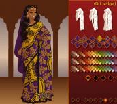 Hra - Sari Maker