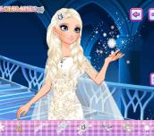 Hra - Frozen Elsa Makeover