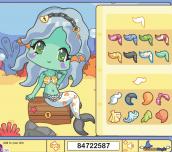 Hra - MermaidCutieDressUp