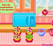 Hra - FloralMarshmallowCupcakes