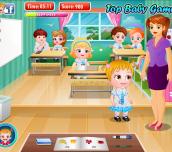 Hra - BabyHazelSchoolHygiene