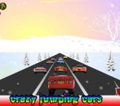 Hra - CrazyJumpingCars