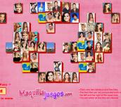 Hra - CelebritiesMahjong